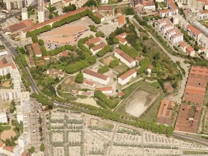 Parc Sergent Blandan – Lyon (Rhône)