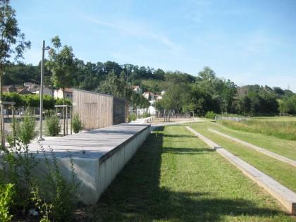 Zone humide des Mollières – Chanas (Isère)
