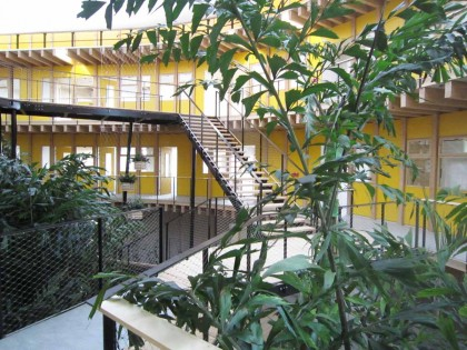 Centre INRA de Champenoux – Nancy (Moselle)