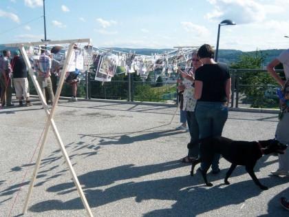 Parc public de Montreynaud – Volet concertation et ateliers participatifs