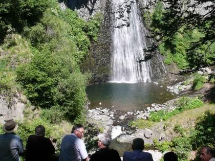 Site classé des Cascades du Ray-Pic – Péreyres (Ardèche)