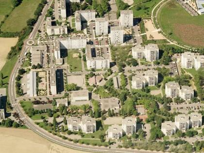 Résidentialisation du quartier Bel Air – Saint-Priest (Rhône)