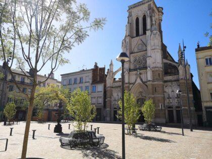 Place Saint-Roch et rue Durafour – Saint-Etienne (42)